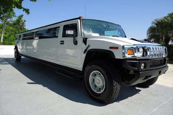 14 Person Hummer Miami Airport Limo Rental