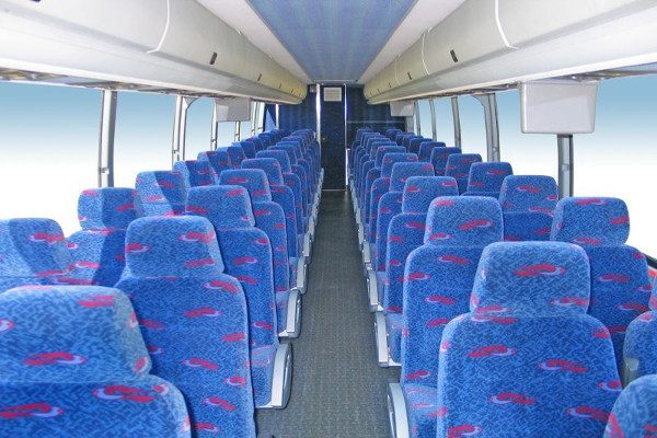 50 Person Charter Bus Rental Miami Airport