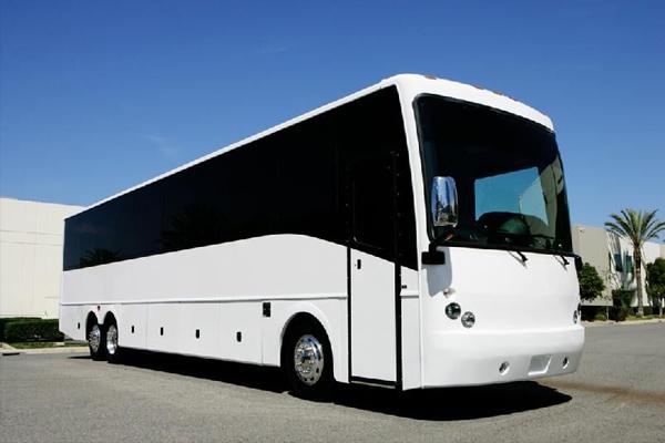 50 Person Charter Bus Service Miami Airport