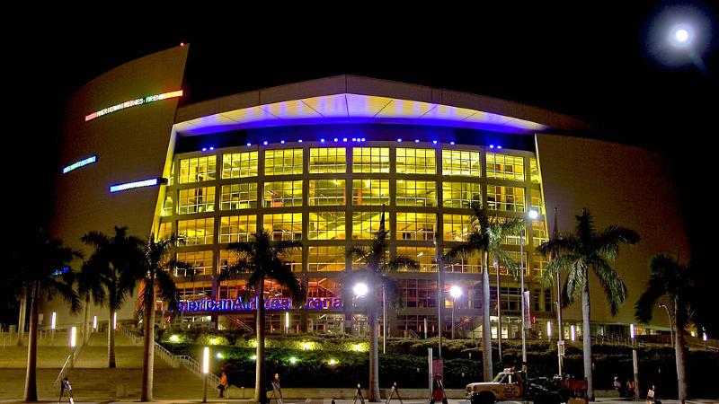 Limo Service Miami American Airlines Arena